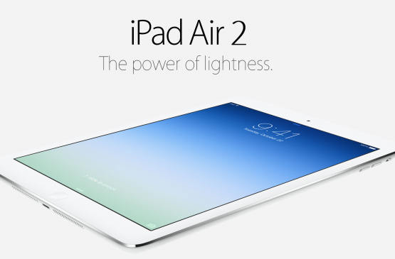 iPad-Air-The-Power-Of-Lightness